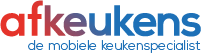 Afkeukens – Uw keukenspacialist Logo